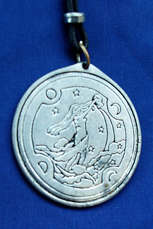 Lunar Goddess Pendant