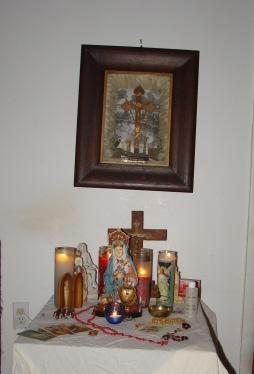 Sicilian Home Altars